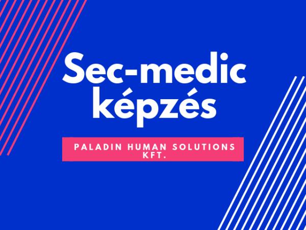 sec-medic képzés