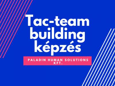 tac-team building képzés